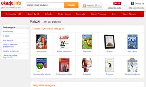 Książki Okazje.info.pl
