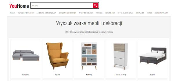 Porównywarka produktów dla domu - YouHome.pl